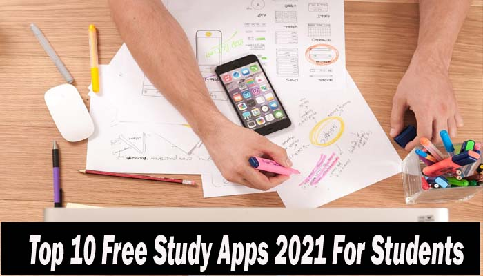 Top 10 Free Study Apps 2021 For Students