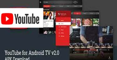 YouTube for Android TV Apk App Download